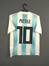 Messi Argentina jersey Youth 13-14 years 2018 Shirt Soccer Adidas BQ9288 ig93