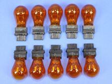 10 PACK Turn Signal Light Bulb-VIN: B Front Mopar L003757A