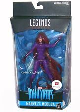 MARVEL LEGENDS UNIVERSE EXCLUSIVE INHUMANS MARVEL'S MEDUSA ACTION FIGURE HASBRO