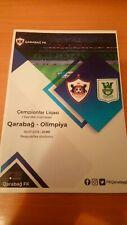 Qarabag Aqdam Azerbaijan - NK OLİMPİJA LJUBLJANA champions league  cup 18.07.18