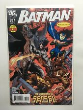 Batman #707  Dc Comic Book