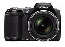 Nikon COOLPIX L810 16.1MP Digital Camera - Black bundle with Carrying Case