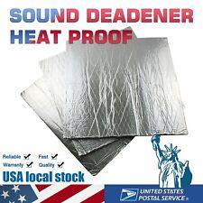 0.75sqm Sound Deadener Car Heat Shield Insulation Noise Deadening Material Mat