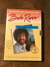 "NEW Bob Ross Joy of Painting TV Series 25 DVD ""Happy Trees"""