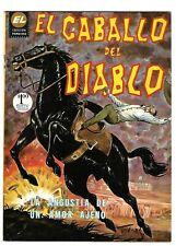 El Caballo Del Diablo #157 (1972)  FN/VF  (Mexico Edition)