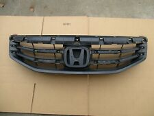 Genuine Honda 71122-S00-A01ZB Grille Molding Front