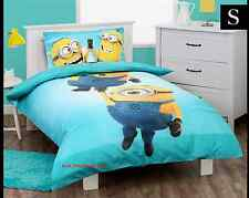 Despicable Me Minions SINGLE BED LICENSED QUILT DOONA COVER SET PILLOWCASE