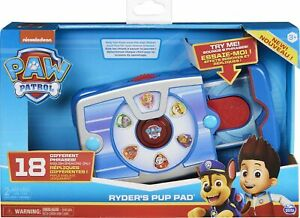 Paw Patrol - Ryders Interactive Pup Pad with 14 Sounds