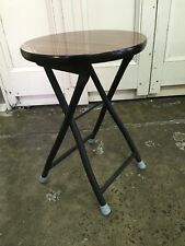 Cafe Restaurant Bar Folding Metal Folding Stools