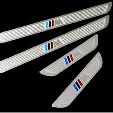 Stainless Steel M Sport M Performance Door Sills Scuff Guards Protector