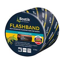 Flashband Véritable Evo-Stik Clignotante Bande 100mm X 10 Mètres 10m Câble