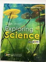 National Geographic Cengage Exploring Science Grade 3 TEACHERS GUIDE Textbook