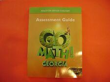 Go Math! Georgia Assessment Guide Grade 5 (Common Core Edition)