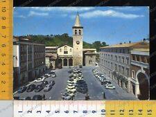 38439] PERUGIA - SPOLETO - PIAZZA S. GREGORIO 1968