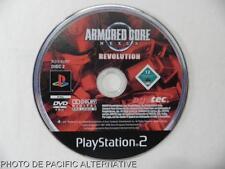 Jeu seul ARMORED GORE NEXUS REVOLUTION pour playstation 2 PS2 en loose francais