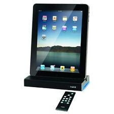 Logic3 i-Station Base Docking Station mit Lautsprecher für iPad