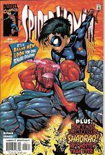 SPIDERWOMAN #4  (1999 SERIES) (MARVEL)