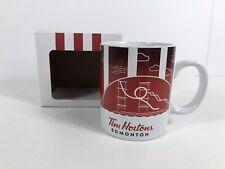Tim Hortons Travellers Collection 2016 EDMONTON  Series 1 Coffee Mug NEW