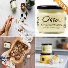 Ossa Organic Tallow | Traditional Beef Fat from British Cows Grass fed to...