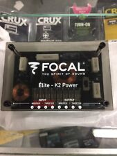 FOCAL ELITE K2 Power ES165K2 Passive Crossovers X-OVERS 2-way Fully adjustable