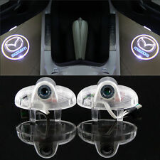 Led Door Light Projector For MAZDA RX8 RX-8 CX-9 6 OSRAM HD Welcome Logo Emblem