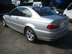 BMW 3 SERIES A/C COMPRESSOR E46, 2.2, DENSO, 09/02-07/06