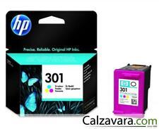 HP CARTUCCIA ORIGINALE TRICROMIA 301