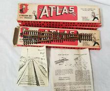 Atlas Custom Line HO Gauge #4LH Brass Assembled Turnout (4)
