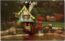 The Merry Miller at Children's Fairyland in Oakland Ca Postcard