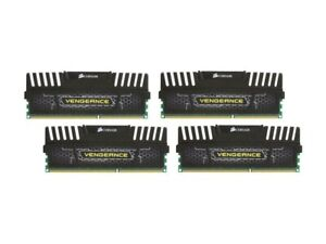 CORSAIR Vengeance 64GB DDR3 SDRAM 1600 Gaming Ram (8x8) Excellent condition!