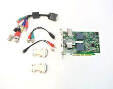 Datapath Vision AV-HD Capture Card 4x PCIe, 2x DVI, 1080p 4K UDH 4096x4096