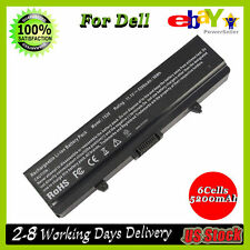 6/9 Cell Laptop Battery/ 65/90W Charger for Dell Inspiron 1525 1526 1545 0GW240