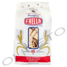 Mezzi Paccheri IGP 1 kg Nudeln Pasta Hartweizengrieß Pastificio Faella Gragnano