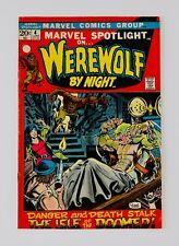 Marvel Spotlight #4 First Darkhold Appearance 1st App Werewolf Night No Reserve!