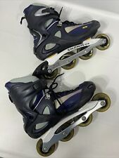 New listing Salomon TwinDriver Rollerblades 82max-289mm M DR 120 Men's Size 13