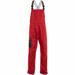 FREE SHIPPING! Grundens Weather Watch Bib Trousers WWBRXL Red Size XL