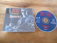 CD OST Guns N Roses - Terminator 2 : Judgment Day (2 Song) MCD GEFFEN / BMG sc