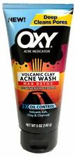 2 Pack OXY Volcanic Clay Max Detox Acne Wash, 5 oz each