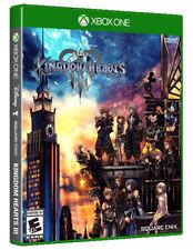 Kingdom Hearts 3 III 2019 Xbox One Brand New Factory Sealed Fast Ship