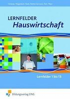Lernfelder Hauswirtschaft: Lehr-/Fachbuch: Lehr-/Fachbuc... | Buch | Zustand gut