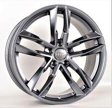 4x 18 Zoll Alufelgen Audi Q3 S4 A4 B8 8K S5 A5 8T S6 A6 4G A7 Q5 8R SQ5 AF16