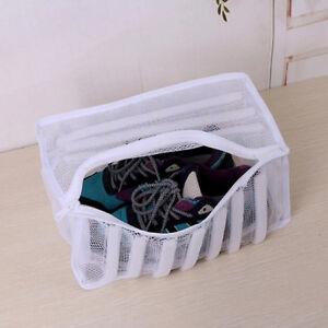 Durable Net Mesh Washing Bag for Trainers Shoes Washing machine Laundry Bag TO