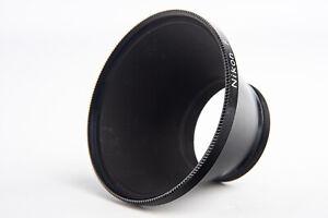 Nikon F M-B Adapter for Nikkor 5.5cm 55mm f/3.5 Macro Lens EXTREMELY RARE V16
