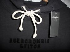 Mens Abercrombie & Fitch Long Sleeve Hoodie Size Small /Top Jacket NWT