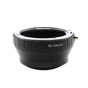 Mount Adapter Ring PK-AI 1 for Pentax K PK Lens to for N1 Mount Adapter Ring