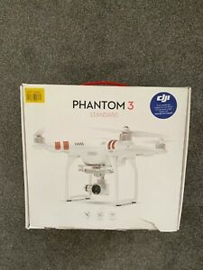 DJI Phantom 3 Standard Drone -  White - Great Condition, Hardly Used
