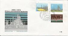 Netherlands Antilles Nederlandse Antillen  1974  Lago  Oil Industry Aruba  Cover