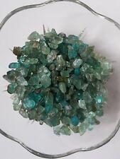 50g Blue Green Apatite Crystal Stone Natural Rough Mineral Specimen Healing Gem