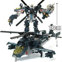 HZX h605 Skyhammer 7in Action Figure Robot Deformable Movie Kids Child Gift Toy