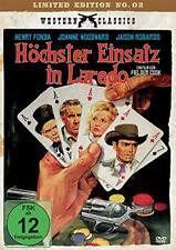 Höchster Einsatz in Laredo DVD neu&ovp. Western Classics Henry Fonda